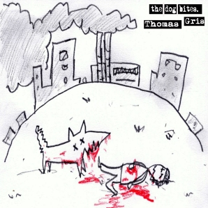 "Cover from the album ""The dog bites"" 2010"
